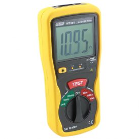 Loop Impedance and PSC Tester