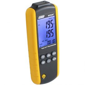 Single Input Digital Thermometer