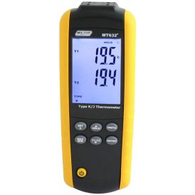 Dual Input Digital Thermometer