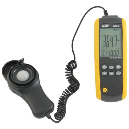 Digital LED Light Meter