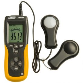 Data Logging and Light Meter