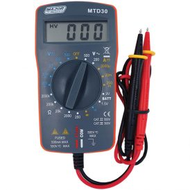 2000 Count Digital Multimeter