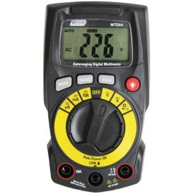 2000 DIY Digital Multimeter
