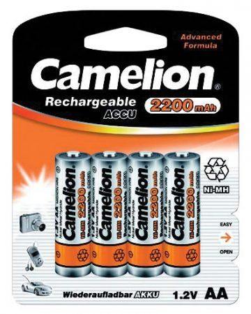 Ni-MH Rechargeable AA Battery