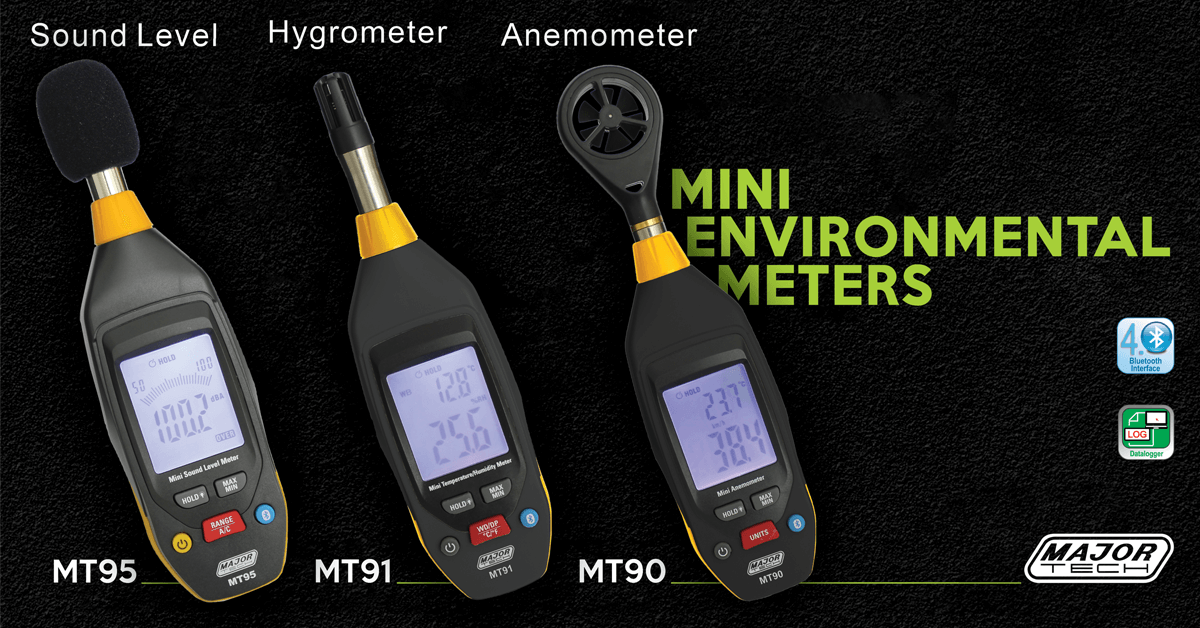 Mini Environmental Meters