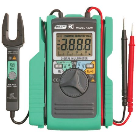 Professional AC/DC Mini Clamp Meter