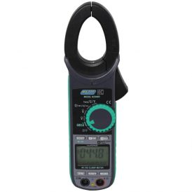 600A Professional AC/DC True RMS Clamp Meter