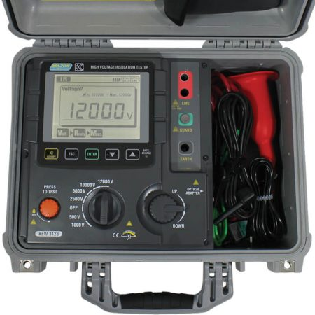 12kV High Voltage Digital Insulation Tester