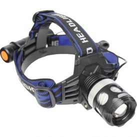 3W COB LED Headlamp