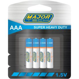 AAA Super Heavy Duty Batteries