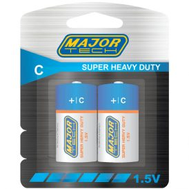 C Super Heavy Duty Batteries
