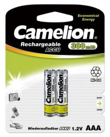 Ni-Cd Rechargeable AAA Battery