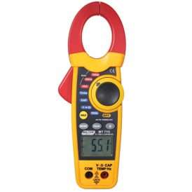 1000A AC TRMS Clamp Meter